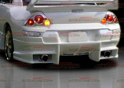Eclipse - Rear Bumper - AIT Racing - Mitsubishi Eclipse AIT Racing BMX Style Rear Bumper - ME00HIBMXRB