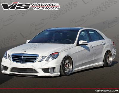 E Class - Side Skirts - VIS Racing - Mercedes-Benz E Class VIS Racing C Tech Side Skirts - 10MEW2124DCTH-004