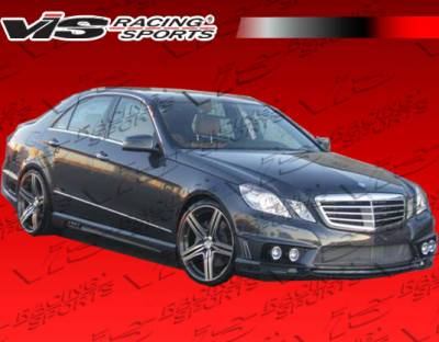 E Class - Side Skirts - VIS Racing - Mercedes-Benz E Class VIS Racing VIP Side Skirts - 10MEW2124DVIP-004