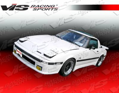 RX7 - Side Skirts - VIS Racing - Mazda RX-7 VIS Racing Magnum Side Skirts - 79MZRX72DMAG-004