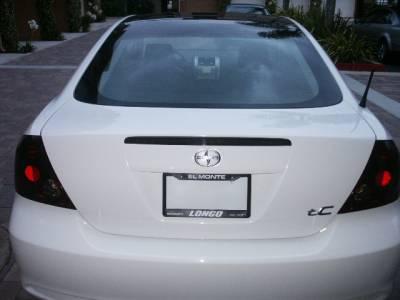 Headlights & Tail Lights - Tail Lights - Custom - Third Brake Light Overlay