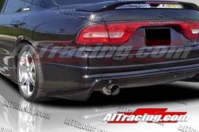 Galant - Rear Bumper - AIT Racing - Mitsubishi Galant AIT Racing VS Style Rear Bumper - MG94HIVIRRB