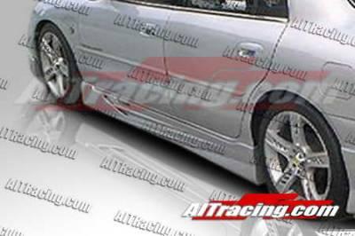Galant - Side Skirts - AIT Racing - Mitsubishi Galant AIT Racing VS Style Side Skirts - MG94HIVIRSS