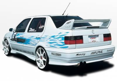 Golf - Side Skirts - VIS Racing - Volkswagen Golf VIS Racing Custom Style Right Side Skirt - 890106R-G