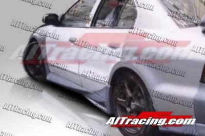 Galant - Side Skirts - AIT Racing - Mitsubishi Galant AIT Racing VIR Style Side Skirts - MG99HIVIRSS