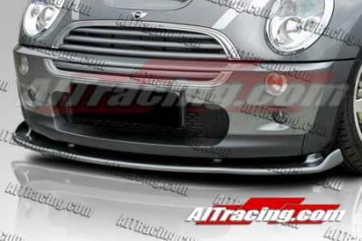 Cooper - Front Bumper - AIT Racing - Mini Cooper AIT Racing H-Tech Style Front Lip - MINS02HIHMNFAD