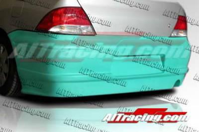 Lancer - Rear Bumper - AIT Racing - Mitsubishi Lancer AIT Racing Apex Style Rear Bumper - ML02HIAPXRB