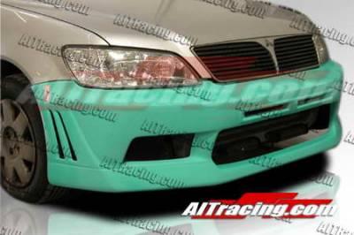 Lancer - Front Bumper - AIT Racing - Mitsubishi Lancer AIT Racing EVO7 Style Front Bumper - ML02HIEVO7FB