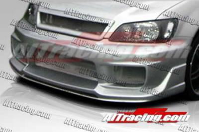 Lancer - Front Bumper - AIT Racing - Mitsubishi Lancer AIT Racing K Style Front Bumper - ML02HIKENFB