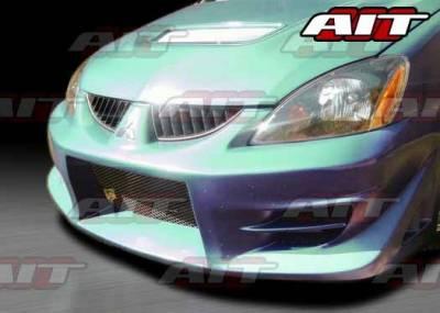 Lancer - Front Bumper - AIT Racing - Mitsubishi Lancer AIT FF3 Style Front Bumper - ML04HIFF3FB