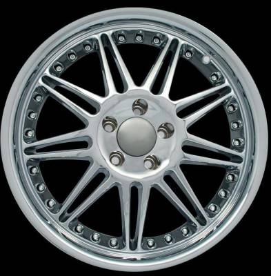 Wheels - Audi 4 Wheel Packages - Custom - 18 Inch Replica Wheels - Audi 4 Wheel Package
