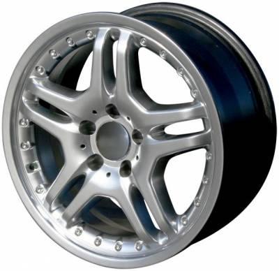 Wheels - Audi 4 Wheel Packages - Custom - 17 Inch Quattro Style - Audi 4 Wheel Package
