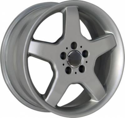 Wheels - Audi 4 Wheel Packages - Custom - 18 Inch 08 Design - Audi 4 Wheel Package