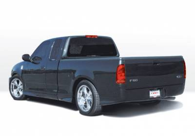 F150 - Side Skirts - VIS Racing - Ford F150 VIS Racing W-Type Left Side Skirt - 890408L