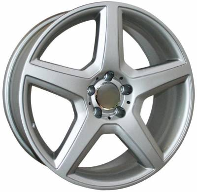 Wheels - Audi 4 Wheel Packages - Custom - 19 Inch Hyper Silver - Audi 4 Wheel Package