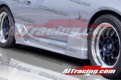 Miata - Side Skirts - AIT Racing - Mazda Miata AIT Racing Wize Style Side Skirts - MM98HIWIZSS