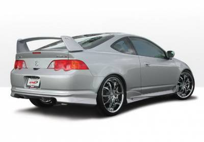 RSX - Side Skirts - Wings West - Acura RSX Wings West G5 Series Side Skirts - Left & Right - 890640L&R