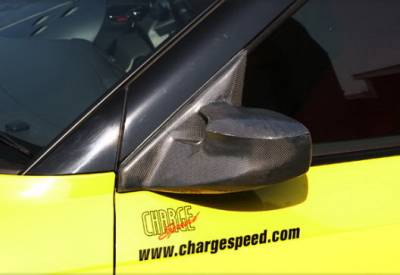 Swift - Mirrors - Chargespeed - Suzuki Swift Chargespeed Aero Mirror - Pair