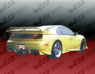 300Z - Side Skirts - VIS Racing. - Nissan 300Z VIS Racing Invader Side Skirts - 90NS3002DINV-004