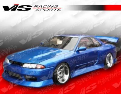 Skyline - Side Skirts - VIS Racing - Nissan Skyline VIS Racing B Speed Side Skirts - 90NSR32GTRBSP-004