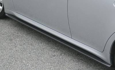 IS - Side Skirts - Chargespeed - Lexus IS Chargespeed Bottom Line Side Skirts - Pair