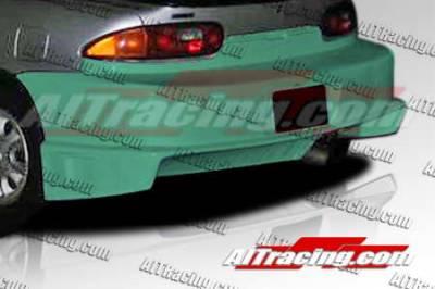 MX3 - Rear Bumper - AIT Racing - Mazda MX3 AIT Racing BZ Style Rear Bumper - MX390HIBZSRB