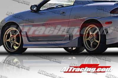 MX3 - Side Skirts - AIT Racing - Mazda MX3 AIT Racing BZ Style Side Skirts - MX390HIBZSSS