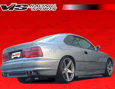 8 Series - Side Skirts - VIS Racing - BMW 8 Series VIS Racing A Tech Side Skirts - 91BME312DATH-004