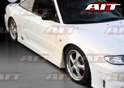 MX6 - Side Skirts - AIT Racing - Mazda MX6 AIT BC Style Side Skirts - MX693HIBCSSS