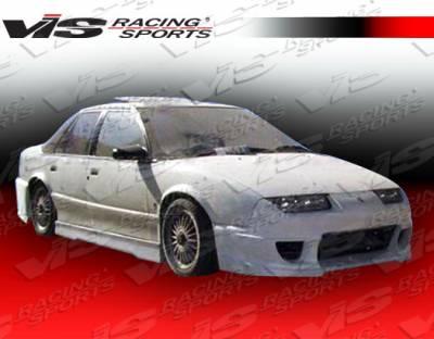 SL - Side Skirts - VIS Racing - Saturn SL VIS Racing EVO Side Skirts - 91SASL4DEVO-004