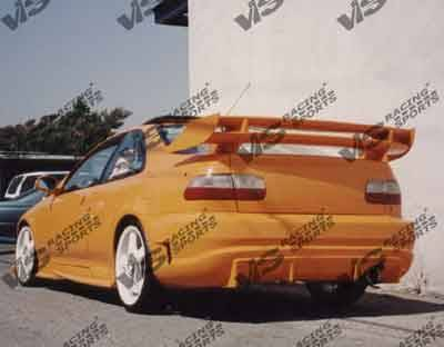 Civic HB - Side Skirts - VIS Racing - Honda Civic HB VIS Racing Evolution Side Skirts - 92HDCVCHBEVO-004