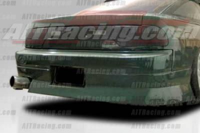 240SX - Rear Bumper - AIT Racing - Nissan 240SX AIT Racing M4 Style Rear Bumper - N24089HIURARB3