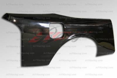 240SX - Body Kit Accessories - AIT Racing - Nissan 240SX AIT Racing D1 Style Wide Quarter Panel - N24095BMD1SRF3