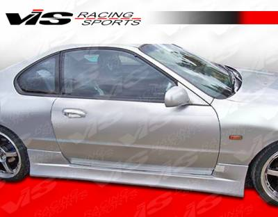 Prelude - Side Skirts - VIS Racing - Honda Prelude VIS Racing V Speed Side Skirts - 92HDPRE2DVSP-004