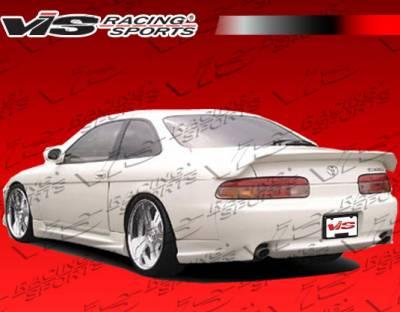 SC - Side Skirts - VIS Racing - Lexus SC VIS Racing Invader Side Skirts - 92LXSC32DINV-004