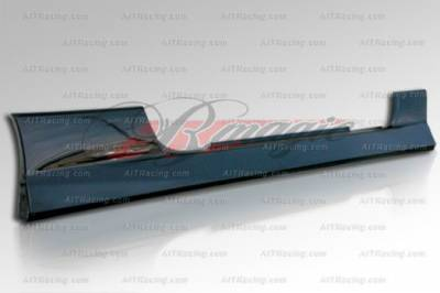 240SX - Side Skirts - AIT Racing - Nissan 240SX AIT Racing D1 Style Side Skirts - N24095BMUSDSS