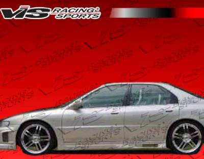 Camry - Side Skirts - VIS Racing - Toyota Camry VIS Racing Z1 boxer Side Skirts - 92TYCAM4DZ1-004