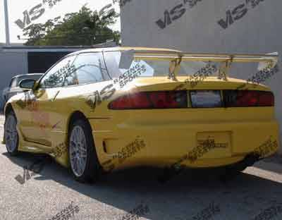 Probe - Side Skirts - VIS Racing - Ford Probe VIS Racing Z max Side Skirts - 93FDPRO2DZMX-004