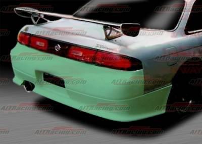 240SX - Rear Bumper - AIT Racing - Nissan 240SX AIT Racing Sky Style Rear Bumper - N24095HISKYRB