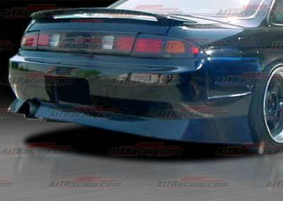 240SX - Rear Bumper - AIT Racing - Nissan 240SX AIT Racing M4 Style Rear Bumper - N24095HIURARB