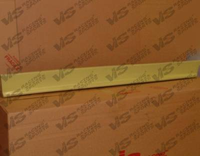 Altima - Side Skirts - VIS Racing - Nissan Altima VIS Racing Evolution-3 Side Skirts - 93NSALT4DEVO3-004