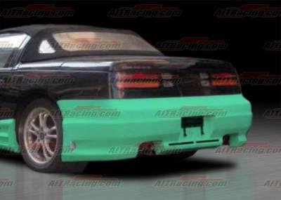 300Z - Rear Bumper - AIT Racing - Nissan 300Z AIT Racing CW Style Rear Bumper - N30090HICWSRB2