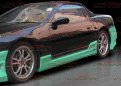 300Z - Side Skirts - AIT Racing - Nissan 300Z AIT Racing CW Style Side Skirts - N30090HICWSSS22
