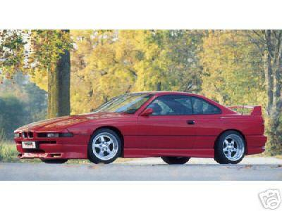 8 Series - Side Skirts - Custom - E31 Rieger Inifinity Side Skirts - ABS Plastic