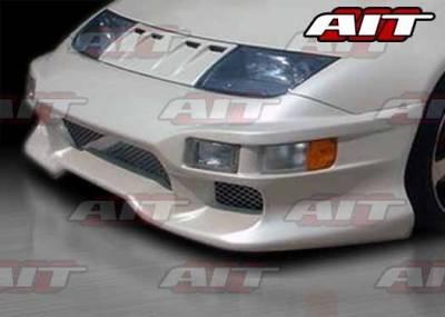 300Z - Front Bumper - AIT Racing - Nissan 300Z AIT VS Style Front Bumper - N30090HIVSFB