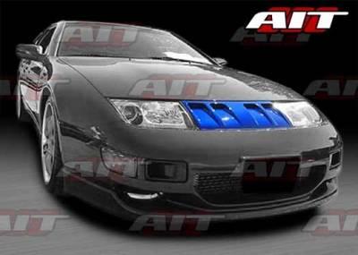 Grilles - Custom Fit Grilles - AIT Racing - Nissan 300Z AIT VS Style Grille - N30090HIVSGRL