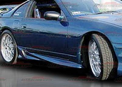 300Z - Side Skirts - AIT Racing - Nissan 300Z AIT Racing VS Style Side Skirts - N30090HIVSSS22
