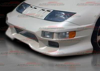 300Z - Front Bumper - AIT Racing - Nissan 300Z AIT Racing VS Style Front Bumper - N3090HIVSSFB