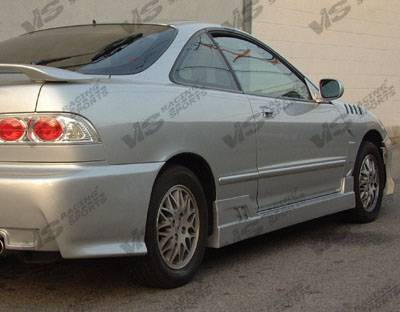 Integra 2Dr - Side Skirts - VIS Racing - Acura Integra 2DR VIS Racing TSC Side Skirts - 94ACINT2DTSC-004