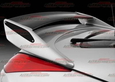 Spoilers - Custom Wing - AIT Racing - Nissan 350Z AIT Racing Nismo 2 Style Rear Spoiler - N3502BMNMO2RWC
